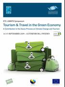 Press Release: TOURISM & TRAVEL IN THE GREEN ECONOMY SYMPOSIUM