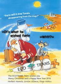 Season Greetings from ECOTRANS