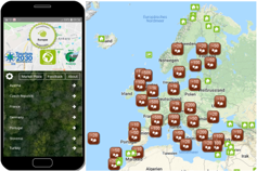 Available now: Tourism2030 - Travel Green Europe App