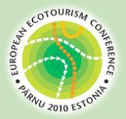 Register now for the European Eco-Tourism Conference 2010!
